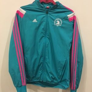 2016 Adidas Boston Marathon Jacket